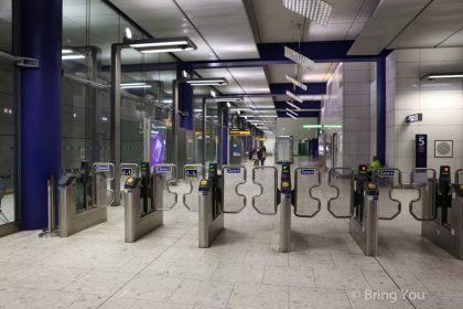 【英國自由行|倫敦市區交通篇】使用牡蠣卡Oyster Card搭地鐵攻略