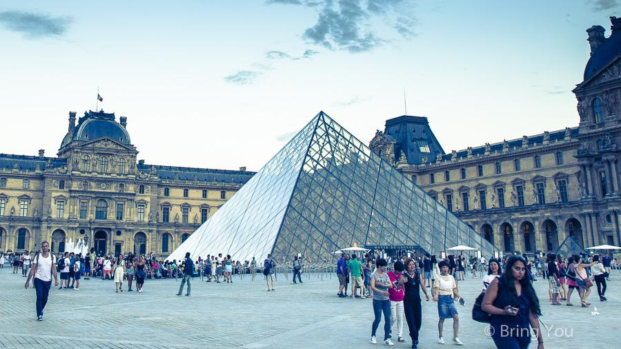 法國巴黎自由行