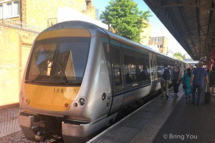 【英國牛津自由行|倫敦到牛津交通方式】搭火車Marylebone出發、Paddington Station回購票方式