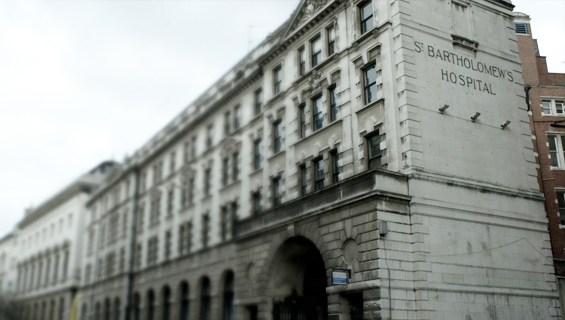 St Bart's Hospital2
