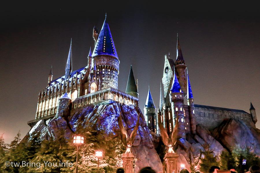 【大阪環球影城】哈利波特魔法世界攻略(含新設施魔杖施法地點、夜間入場表演)