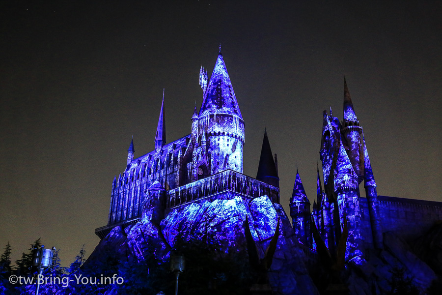 大阪環球影城哈利波特魔法世界