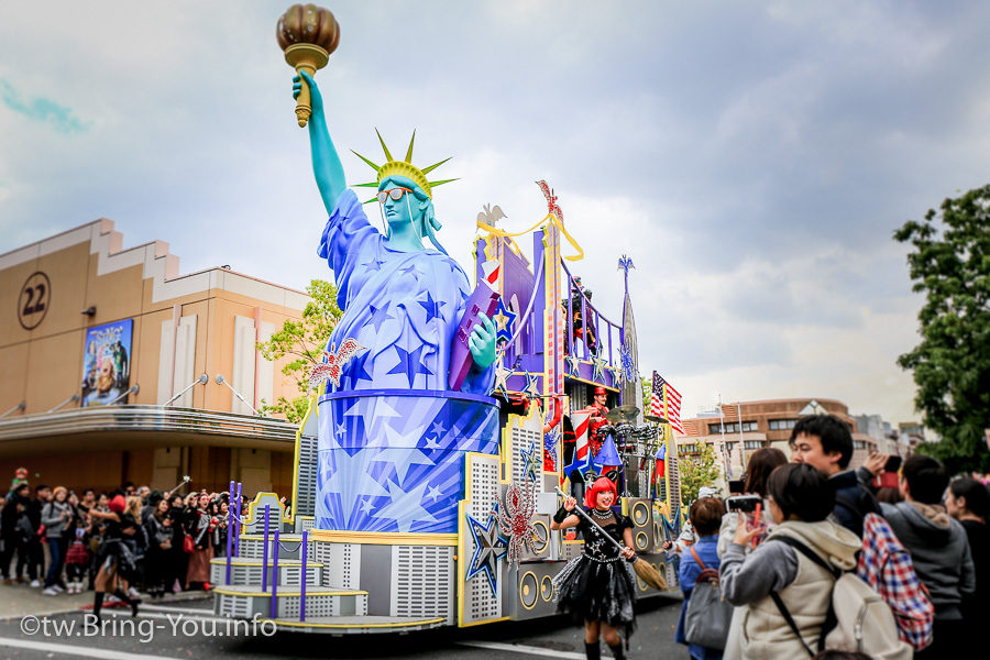【大阪環球影城遊行】環球驚喜萬聖節慶祝遊行精彩絕倫!(含表演時間表)