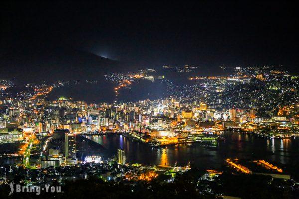 【日本三大夜景】長崎必看稻佐山夜景交通攻略、纜車營業時間
