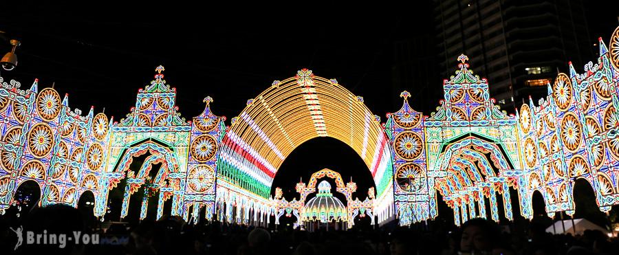 大阪聖誕點燈