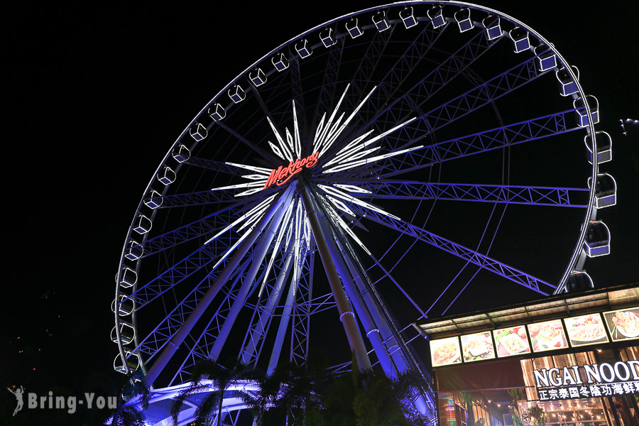 Asiatique the riverfront河濱碼頭夜市