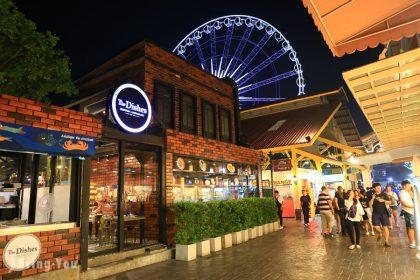 【曼谷夜市】Asiatique the riverfront(河濱碼頭夜市),泰國絕美必去夜市
