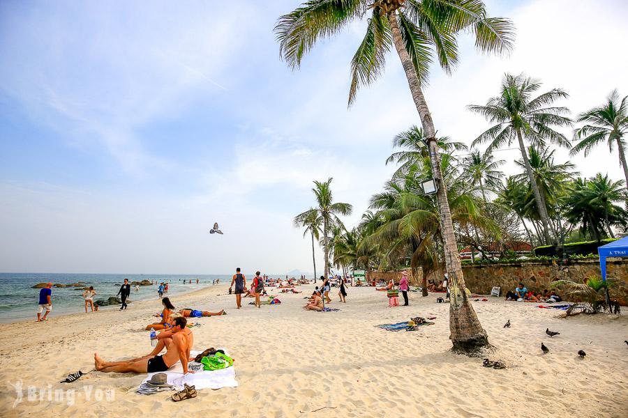 【華欣一日遊遊記|華欣自由行好玩景點推薦】曼谷出發交通、旅遊行程規劃、住宿攻略 11