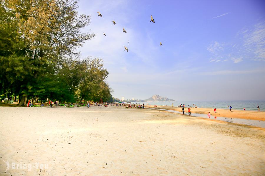 【華欣一日遊遊記|華欣自由行好玩景點推薦】曼谷出發交通、旅遊行程規劃、住宿攻略 13