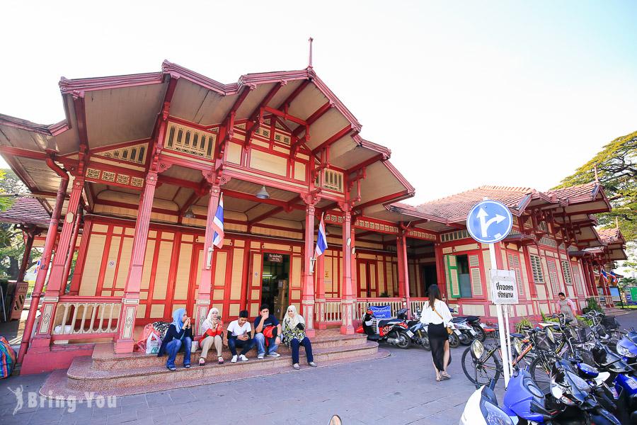 【華欣一日遊遊記|華欣自由行好玩景點推薦】曼谷出發交通、旅遊行程規劃、住宿攻略 15