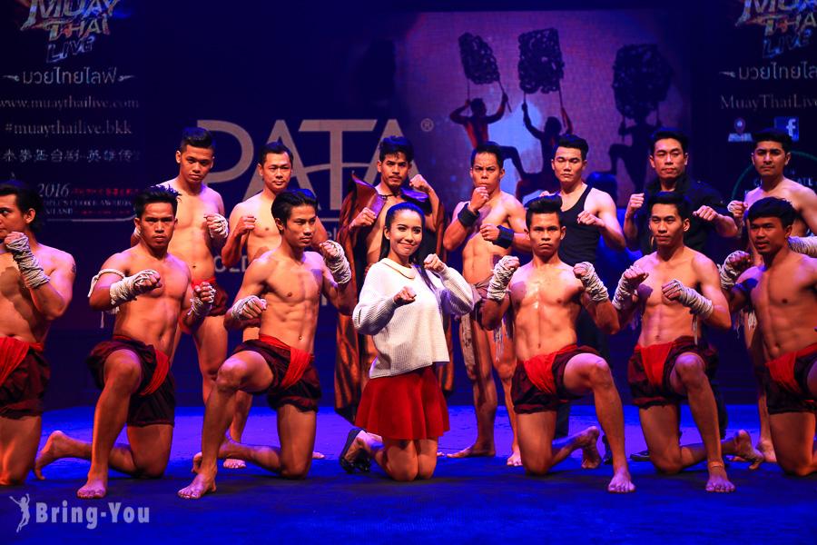 【曼谷必看劇場】超乎想像好看絕不血腥的「泰拳秀Muay Thai Live」