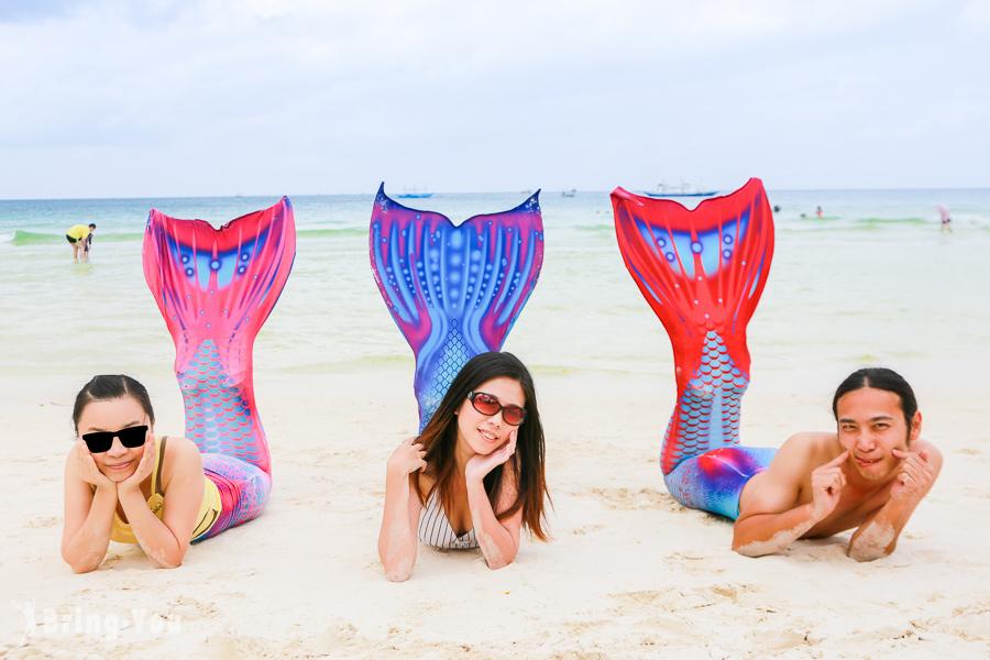 boracay-mermaid