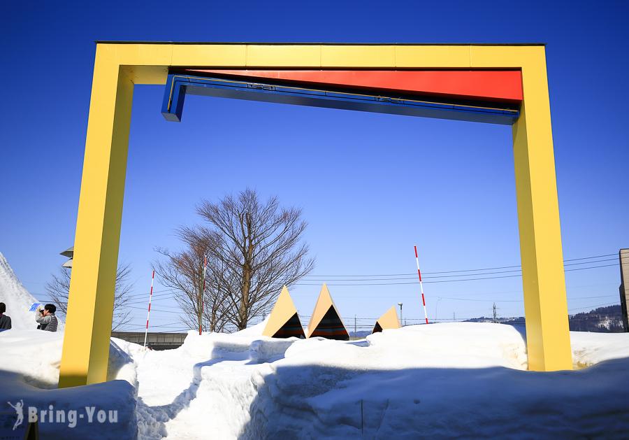 【新潟景點】大地藝術祭-越後妻有里山現代美術館キナーレ