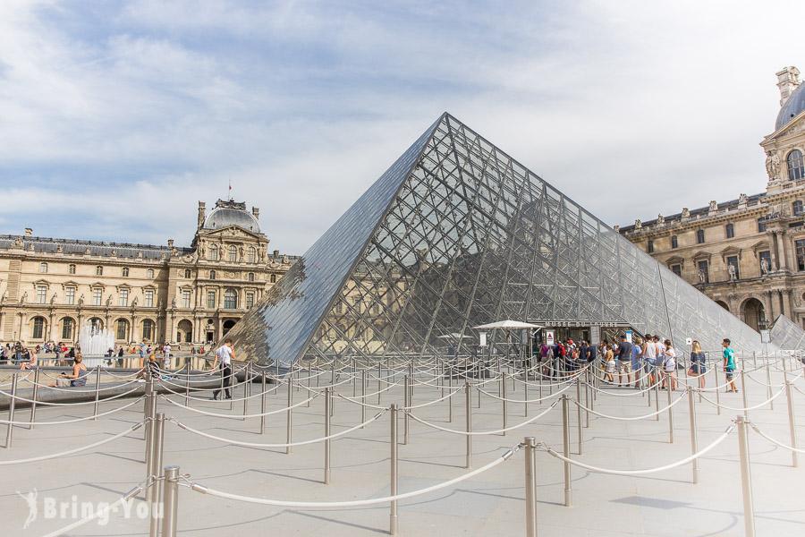 【巴黎羅浮宮攻略】羅浮宮交通、門票、排隊規劃、必看羅浮宮三寶介紹