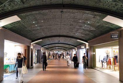 【日本福岡逛街購物】天神地下街散策:美食藥妝與流行服飾超好買PARCO