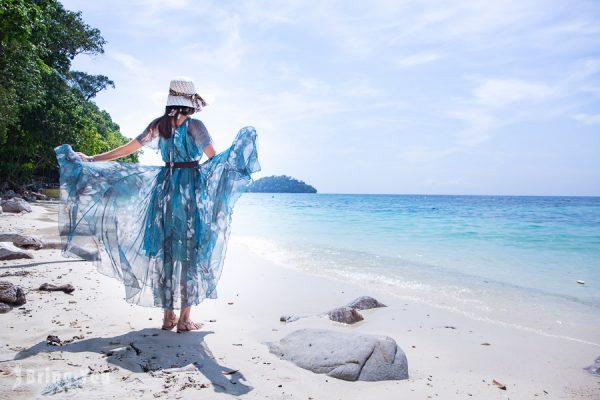 【浮羅交怡景點】蘭卡威浮淺一日遊,芭椰島浮潛(Pulau Payar Marine Park)