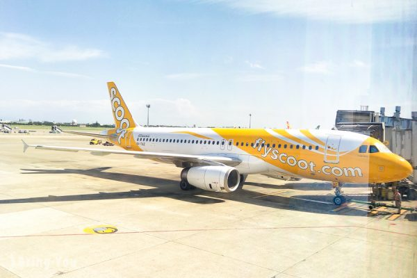 【飛行紀錄】酷航Scoot:台北TPE→新加坡SIN→蘭卡威LKW