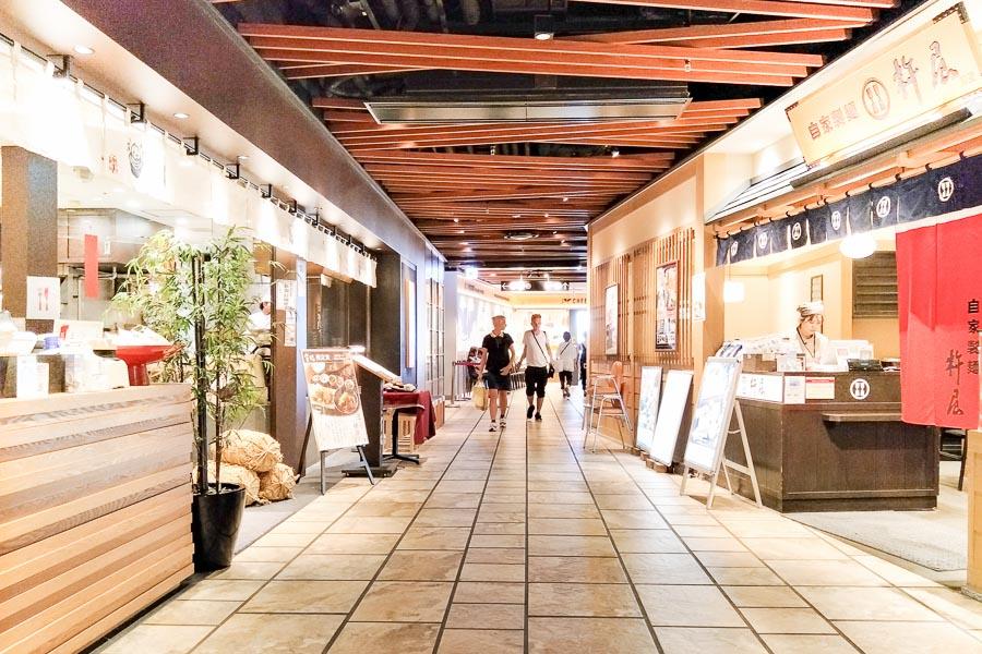 【大阪逛街景點】天王寺、阿倍野區、新世界 美食、購物百貨、交通攻略