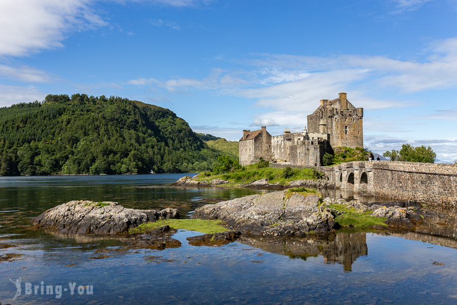 【蘇格蘭高地景點】尼斯湖、Glen Shiel、Dunkeld Cathedral、Eilean Donan Castle