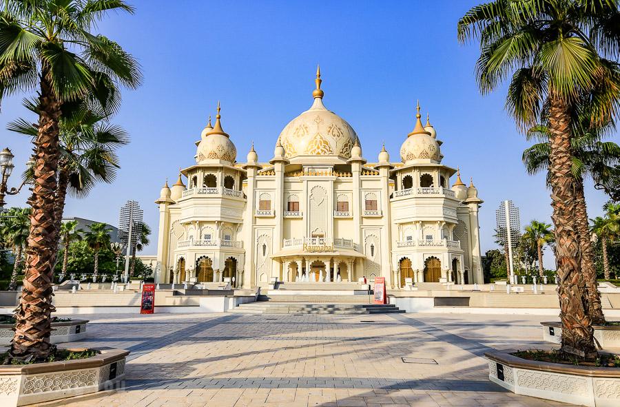 【杜拜】寶萊塢公園Bollywood Parks:歌舞交織的印度風電影巡禮