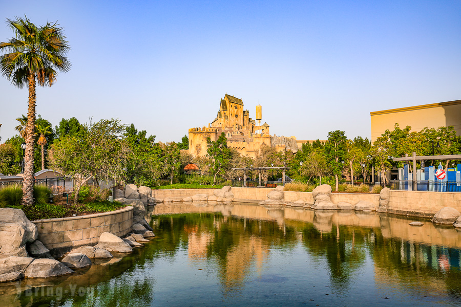 【杜拜好玩】Motiongate 快門樂園:中東好萊塢主題樂園,探索夢工場動畫、索尼電影