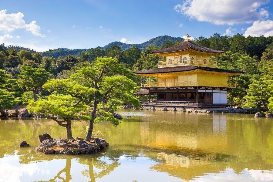 京都景點-金閣寺