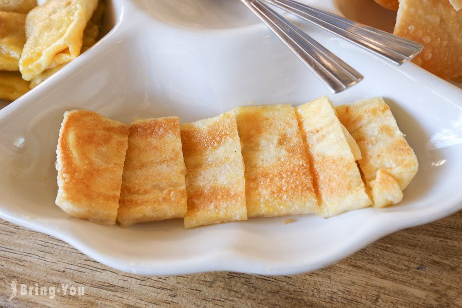 清邁寧曼區印度煎餅