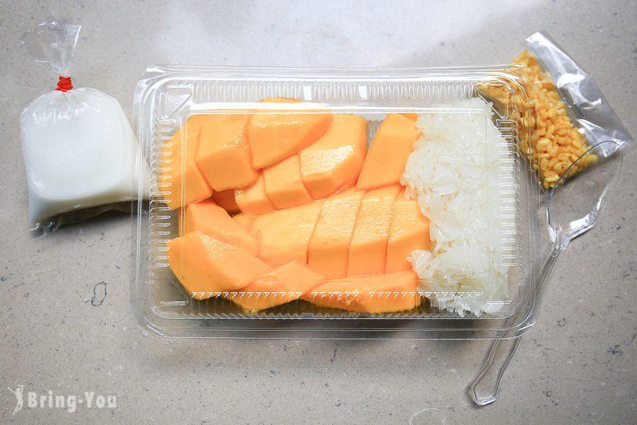 曼谷芒果糯米飯