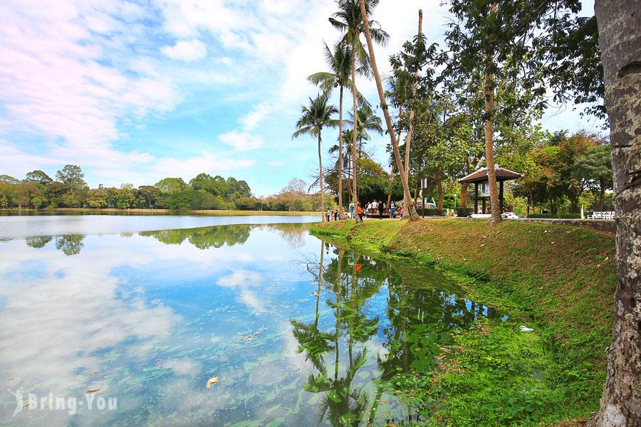 【泰國清邁】清邁⼤學這樣玩! 搭坐遊客專屬遊園⾞走訪喜劇電影《泰囧》爆紅的清邁景點!
