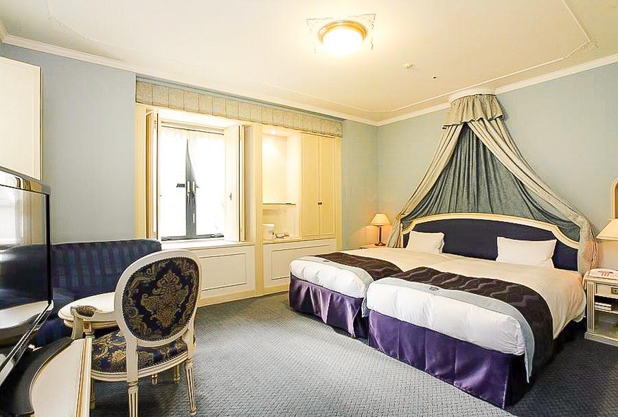 大阪蒙特利酒店(Hotel Monterey Osaka)