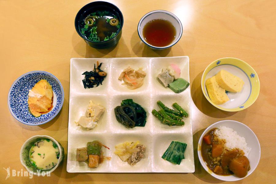 【嵐山素食自助餐】GAYTEI ぎゃあてい:京御番菜吃到飽