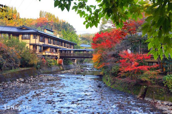 【九州秘境】黑川溫泉一日遊散策:住宿、熊本出發交通、美食、景點攻略