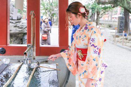 日本旅遊不可不知的禮儀