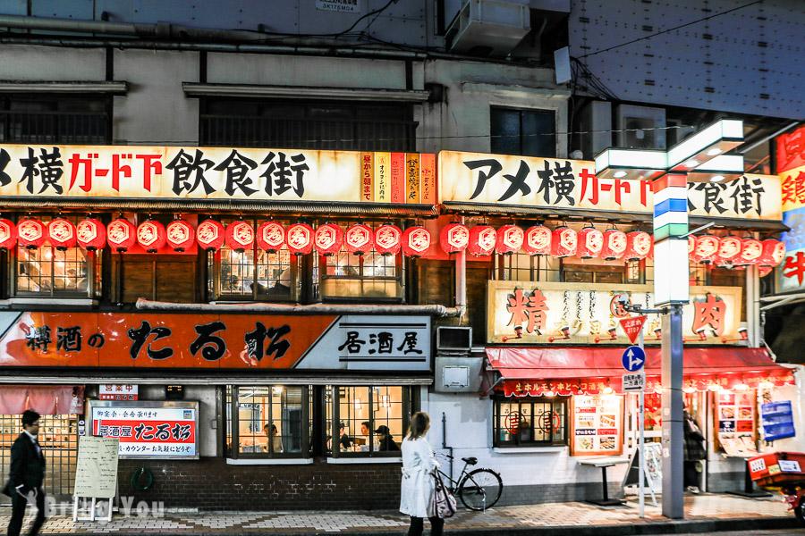 【上野阿美橫町美食】好吃平價居酒屋「やきとり文樂」