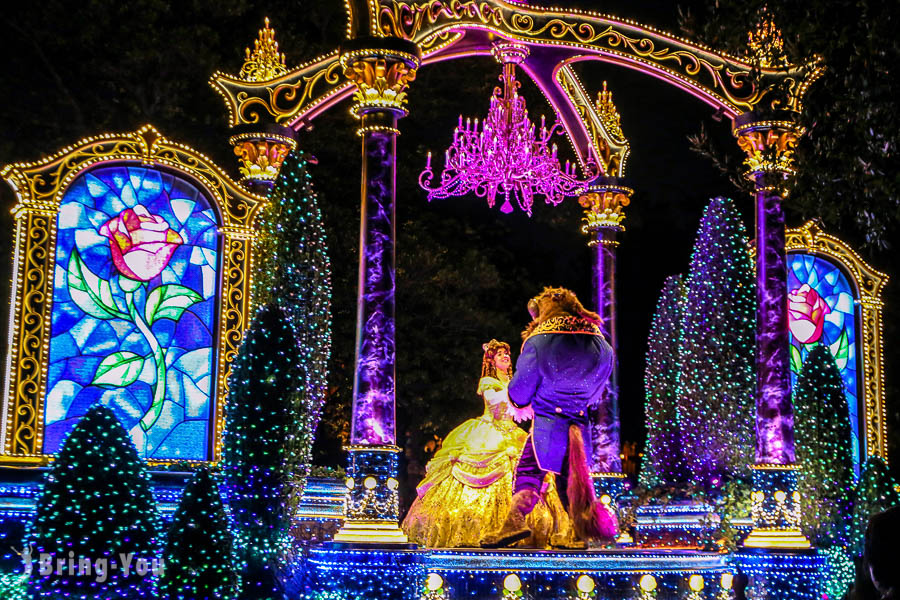 【東京迪士尼樂園】遊行表演時間、夜間遊行攻略