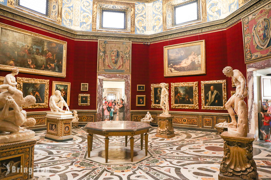 【義⼤利佛羅倫斯】烏菲茲美術館,⽂藝復興時期名畫三⼤必看鎮館之寶、訂票攻略
