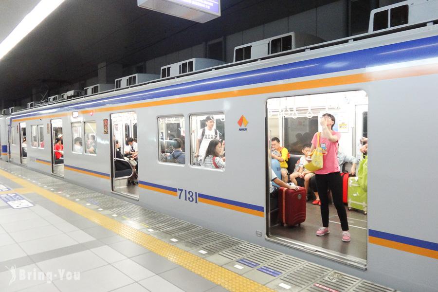 【關西機場交通】如何從大阪關西機場到難波(大阪市區):南海電鐵搭乘交通攻略!