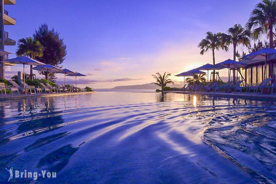 【沖繩住宿】10間被海包圍、坐擁無敵海景的沖繩海濱度假飯店