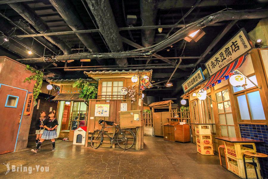 【池袋好玩親子景點】NAMJA TOWN南夢宮主題樂園:餃子競技場、鬼屋