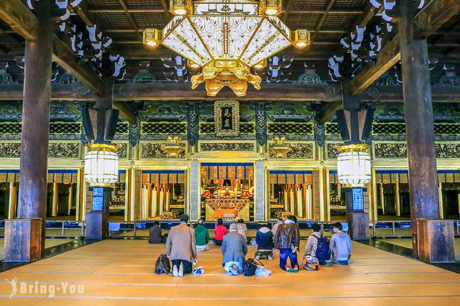 【京都車站附近景點】西本願寺:擁有「七大不可思議」、必拍大銀杏絕景的世界文化遺產