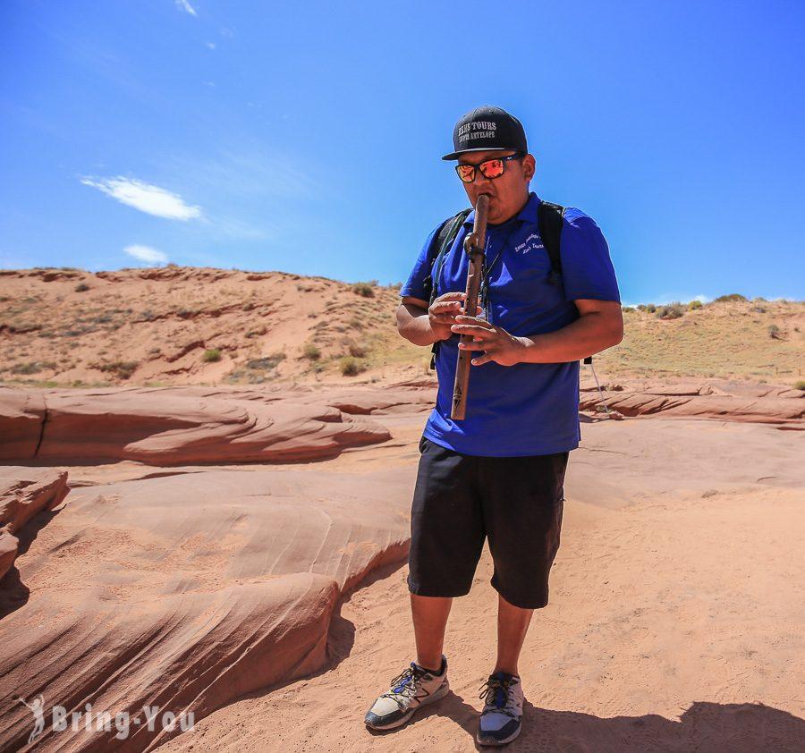 羚羊峽谷奇觀