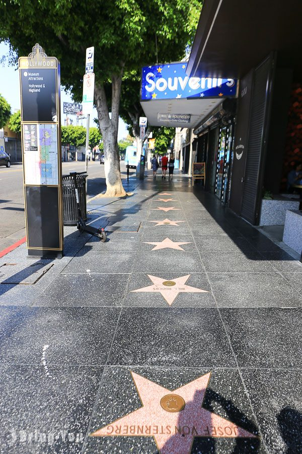 好萊塢星光大道