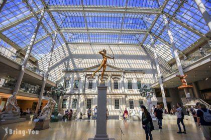 【美國紐約】大都會藝術博物館門票、必看鎮館之寶攻略