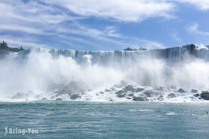 【美國紐約州】尼加拉瓜瀑布Niagara Falls:世界三大跨國瀑布之一