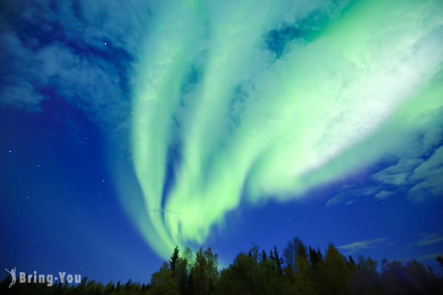 【加拿大追極光】黃刀鎮自由行:當地極光團推薦、極光季節與預測旅行攻略