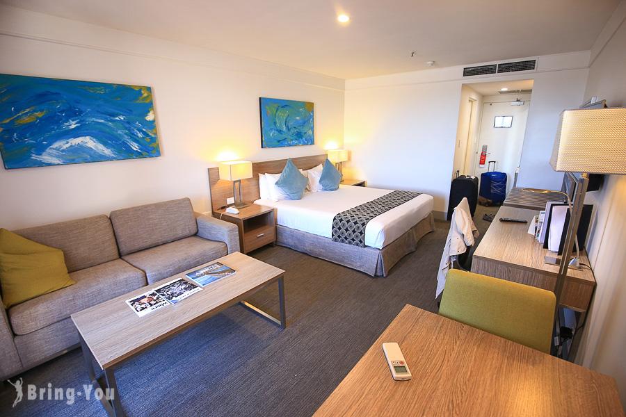【雪梨住宿】Metro Aspire Hotel Sydney:CP值優近中央車站、達令港平價住宿