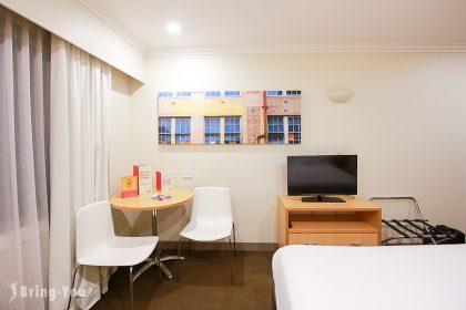 【雪梨住宿】雪梨市中心 QVB購物區飯店推薦,Travelodge Hotel Sydney