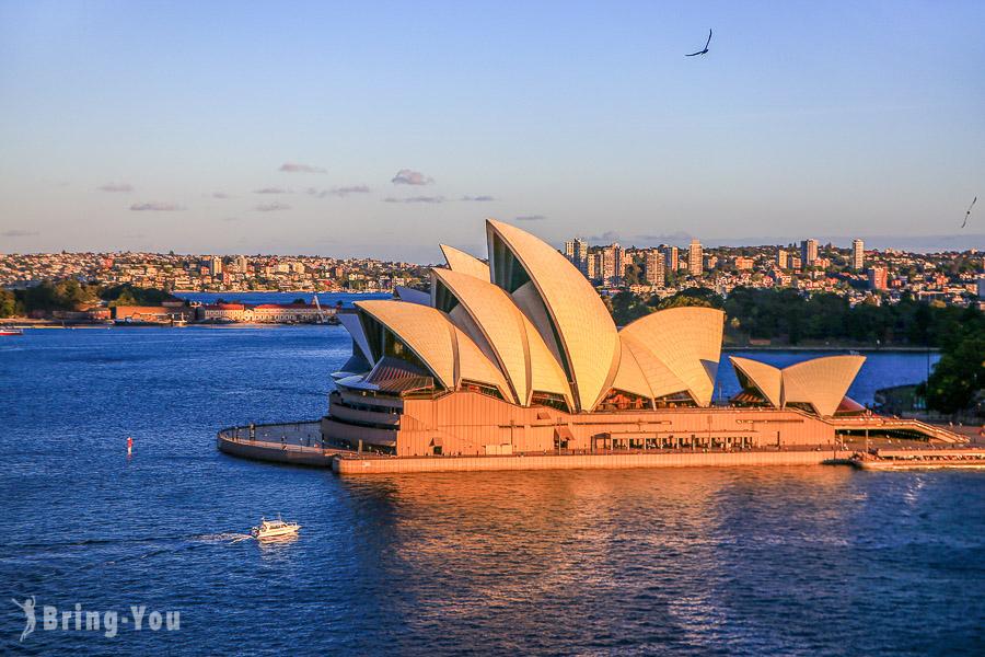 【雪梨市區一日遊】雪梨歌劇院、環形碼頭、岩石區與港灣大橋瞭望台