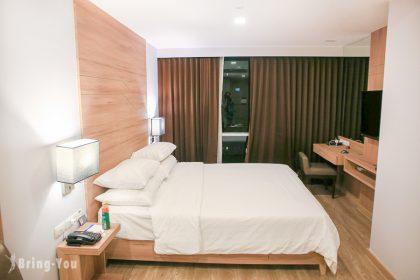 【曼谷住宿】Adelphi Grande Sukhumvit,BTS Phrom Phong 有洗衣機公寓式酒店