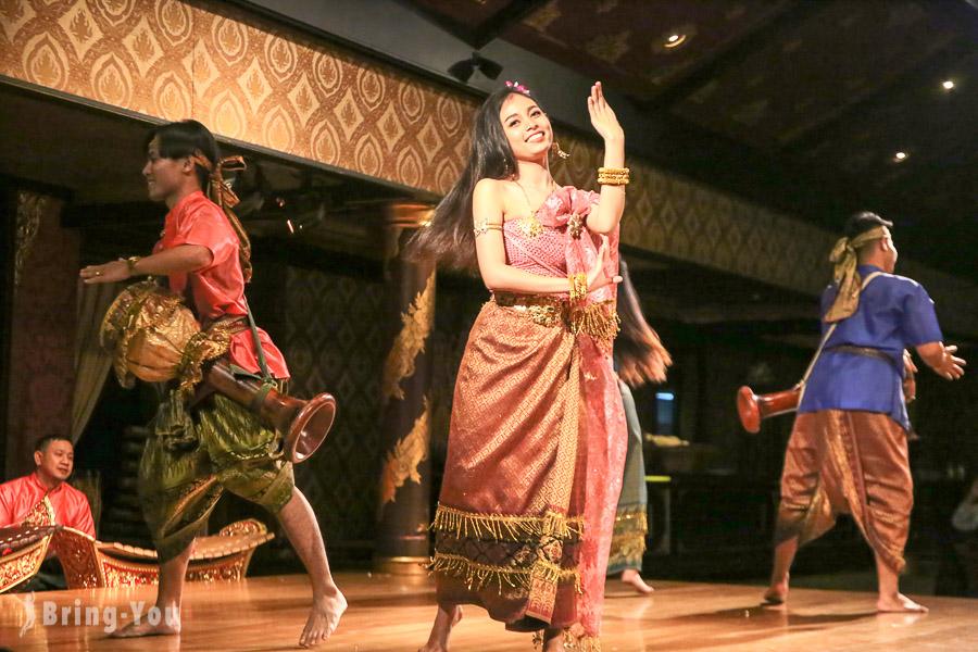 【曼谷湄南河畔餐廳】文華東方酒店「Sala Rim Naam」看表演吃晚餐去!
